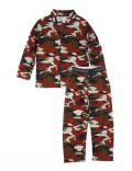 Claesen's - Boys Pyjama - Red Army