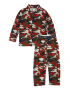 Claesen's - Boys Pyjama - Red Army