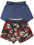 Claesen's - Boys 2-pack Boxershorts - Red Army