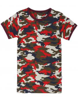 Claesen's - Boys T-Shirt - Red Army
