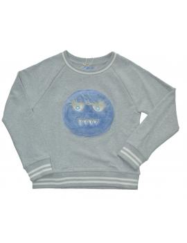 Pauline B - Sweater - Edwige Grey Tete