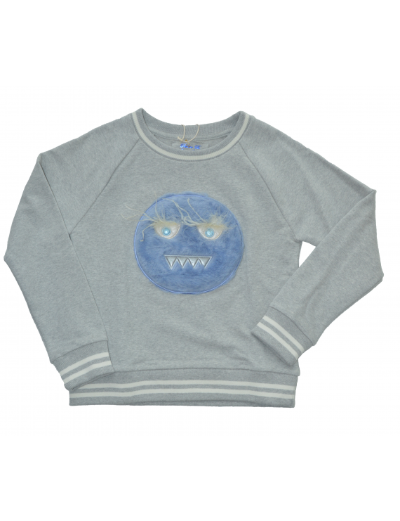 Pauline B - Sweater - Edwige Grey Tete