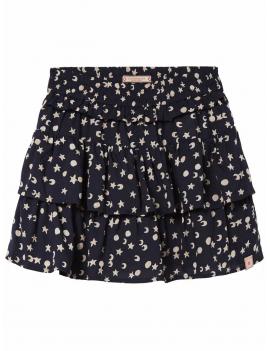 Scotch & Soda R'belle - Trouser Skirt - Navy