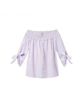 Scotch & Soda R'belle - Top / T-shirt - 3/4 sleeve