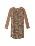Scotch & Soda R'belle - Jurk / Tuniek - Combo Drapey Dress