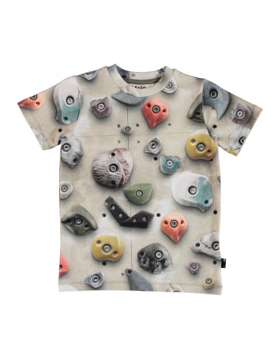 Molo - T-Shirt - Climb It