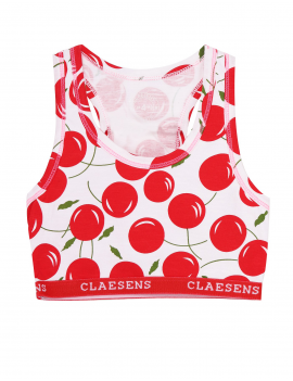 Claesen's - Girls - Bra Top - Cherries