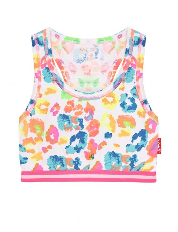 Claesen's - Girls Bra Top - Animal