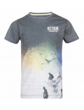 Retour - T-Shirt - Elliot Black