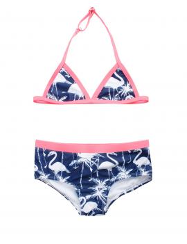 Claesen's - Girls Bikini - Flamingo