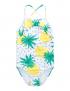 Claesen's - Girls Badpak - Pineapple