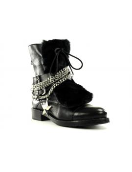 Nikkie - Biker Boots - Delfina