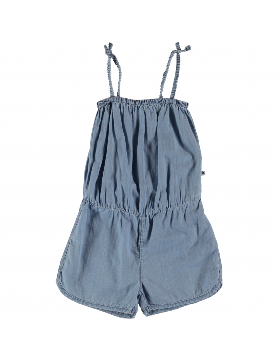 Molo - Jumpsuit - Amberly - Summer Wash Indigo