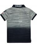 Quapi - Polo - Sasha - Navy Stripe