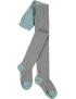 Molo - Glitter Tights - Misty Blue