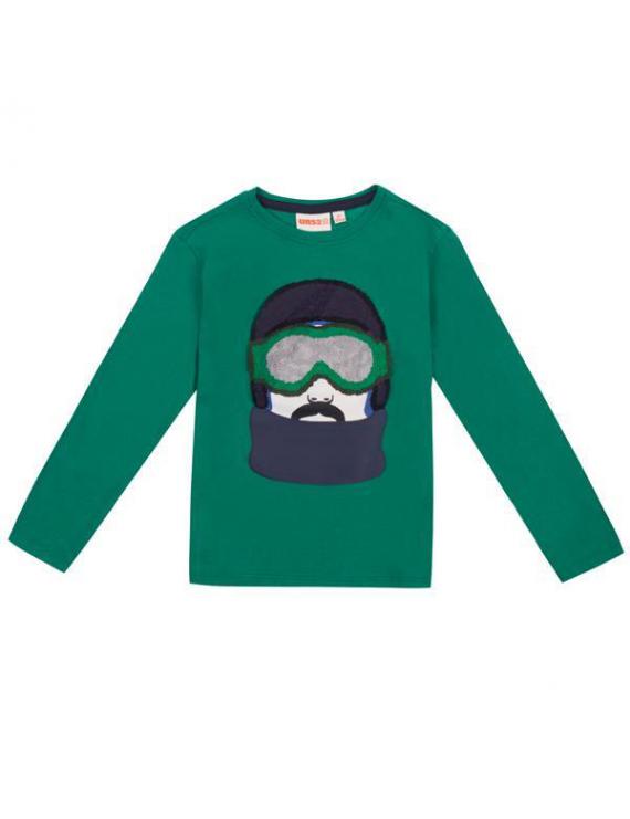 UBS2 - Longsleeve - Green