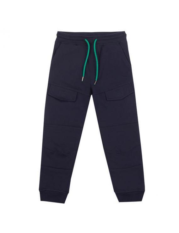 UBS2 - Broek - Sweat pants Blauw