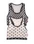 Claesen's - Girls 2-pack Boxershorts - Dots Stars