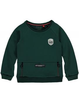 Quapi - Sweater - Thabo - Mid Green