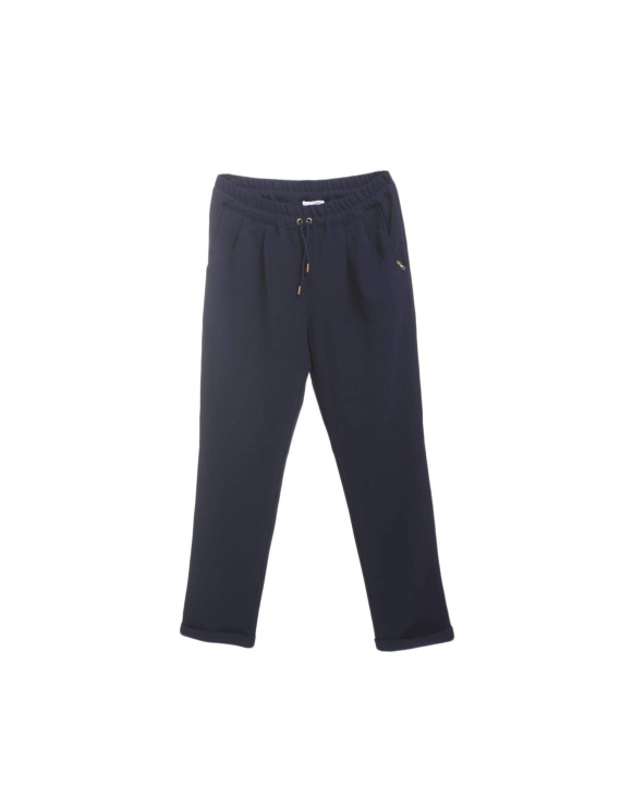 Liu Jo - Broek - Lungo Fluido - Midnight Navy