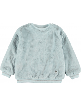 Molo - Sweater - Mariana - Iced Blue