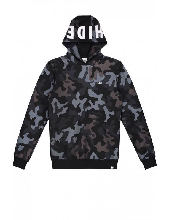 Nik & Nik - Sweater - Hide Hoody Dark