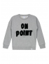 Nik & Nik - Sweater - On Point Light Grey