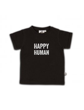 Cos I Said So - T-Shirt - Happy Human Black