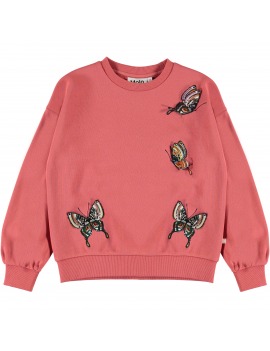 Molo - Sweater - Malena - Faded Rose