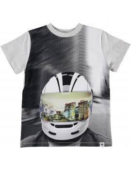 Molo - T-Shirt - Road - MC Helmet