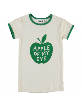 Molo - T-Shirt - Rhiannon - Apple