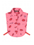 Quapi - Kraagje - Anniek - Lemonade Pink Lips