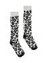 Quapi - Kousen - April - Dark Grey Leopard