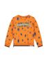 Quapi - Sweater - Andre - Manderin Orange Tiger