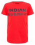 Indian Blue Jeans - T-Shirt - Red