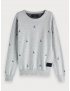 Scotch & Soda - Light Weight Pullover - AMS - Grey