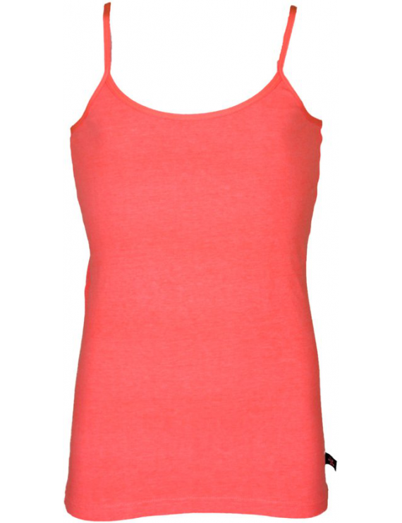 Chicamala - Tanktop - Orange neon