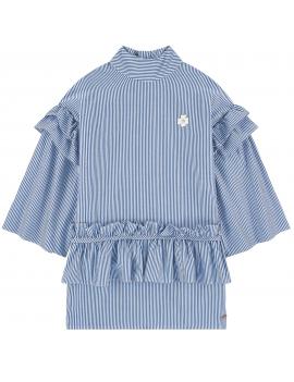 Scotch & Soda R'belle - Dress - Blue striped
