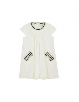 Scapa - Dress - Noor - Off White