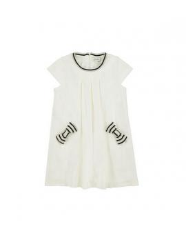 Scapa - Kleid - Noor - Off White