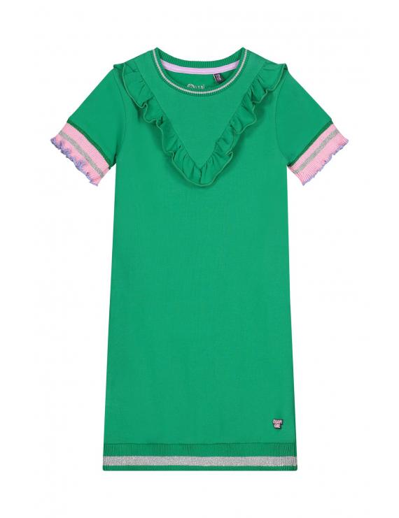 Quapi - Jurk - Abira - Summer Green