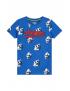 Quapi - T-Shirt - Adian - Cobalt Animal