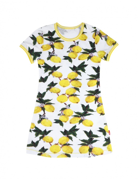 Claesen's - Girls Pyjama - Lemon