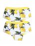 Claesen's - Girls 2-Pack Hipster - Lemon