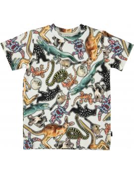 Molo - T-Shirt - Ralphie - Australian Animals