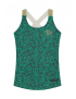 Quapi - Top - Amielle - Jungle Green Leopard