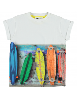 Molo - T-Shirt - Randon - Rainbow Boards