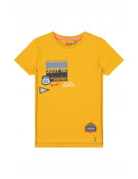 Quapi - T-Shirt - Allard - Citrus