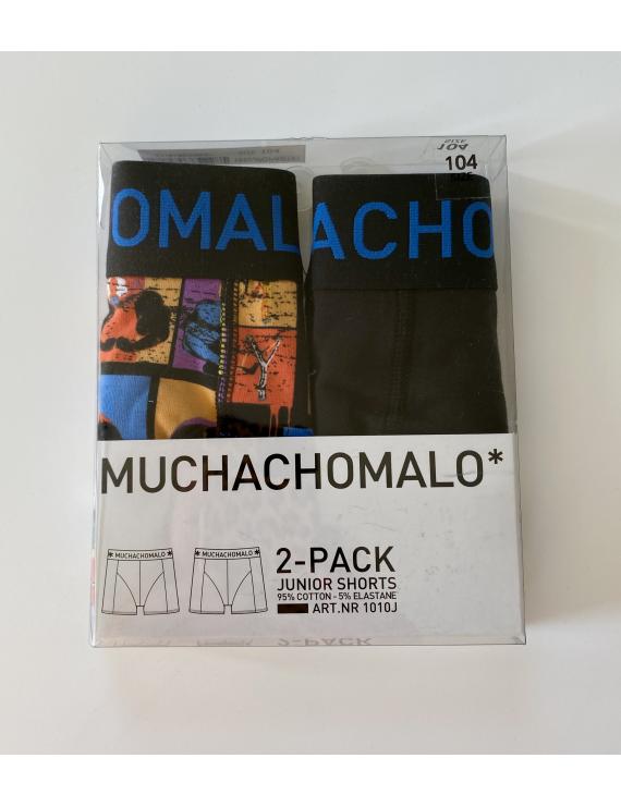 Muchachomalo - 2-Pack Boxershorts