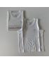 Filou - Onderhemd - ZM Wit